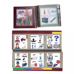 CARNET DE COMMUNICATION RIGIDE