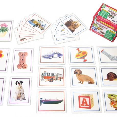 CARTES D'APPRENTISSAGE INTERVENTION PRÉCOCE